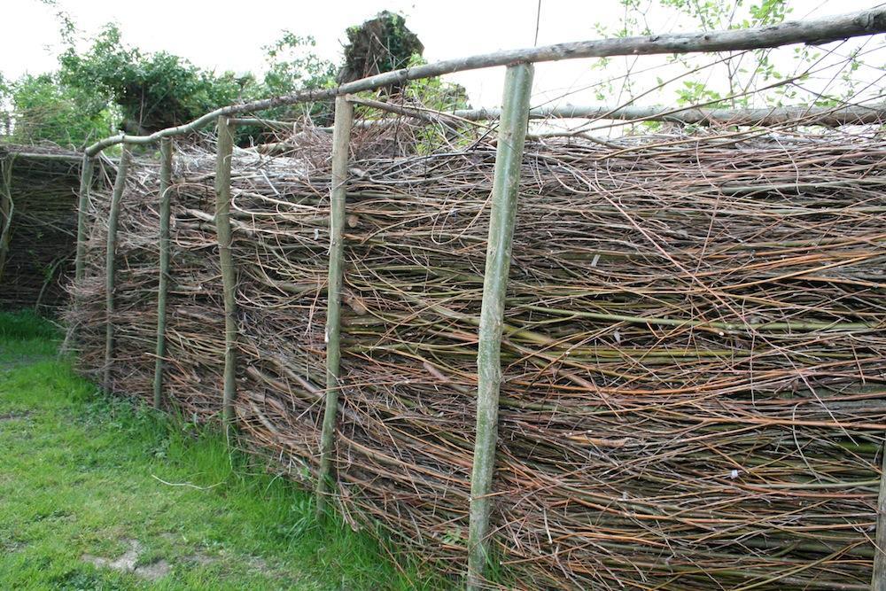 Cran v g tal naturel et conomique 2 c line au jardin - Tuteur bois brico depot ...